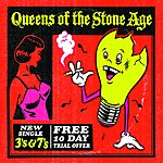 Queens Of The Stone Age 3's & 7's (Single)
