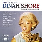 Dinah Shore Best Of Dinah Shore: The Capitol Recordings