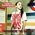 Lady Sovereign Those Were The Days (4-Track Maxi-Single)