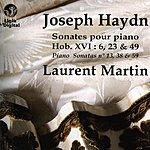 Laurent Martin Piano Sonatas Nos.13, 38 & 59