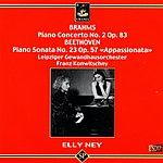 Elly Ney Piano Sonata No.23 in F Minor, Op.57 'Appassionata'/Piano Concerto No.2 in B Flat Major, Op.83