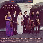 Salvatore Accardo Concert in D Major, Op.21/Sonata For Violin & Piano No.1 in D Minor, Op.75