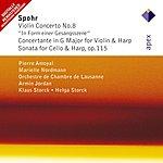 Pierre Amoyal Violin Concerto No.8/Concertante/Sonata