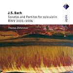 Thomas Zehetmair Solo Violin Sonatas Nos.1-3/Partitas Nos.1-3