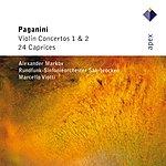Alexander Markov Violin Concertos Nos.1, 2 & 24/Caprices