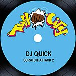 DJ Quik Scratch Attack 2 (Single)