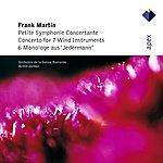 Armin Jordan Petite Symphonie Concertante/6 Monologues/Concerto For 7 Wind Instruments