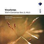 Alexander Markov Violin Concertos Nos.2, 4 & 5