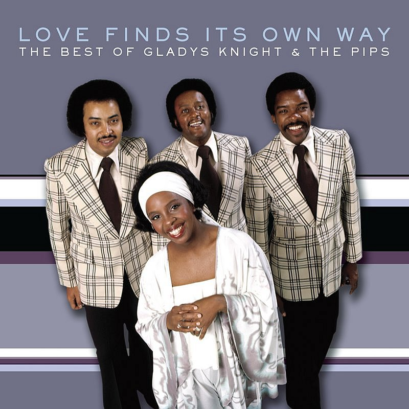 Cover Art: The Best of Gladys Knight & The Pips: Love Finds Its Own Way