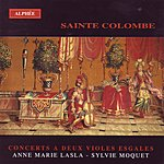 Anne-marie Lasla Concerts A Deux Violines Esgales