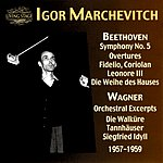 Igor Markevitch Symphony No.5 in C Minor, Op.67 'Fate'/Four Overtures/Orchestral Excerpts