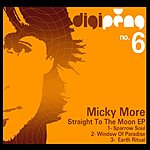 Micky More Straight To The Moon (3-Track Maxi Single)