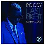 P. Diddy Last Night (Parental Advisory) (3-Track Maxi-Single)