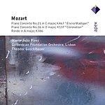 Maria João Pires Piano Concerto No.21, 'Elvira Madigan'/Piano Concerto No.26, 'Coronation'/Rondo