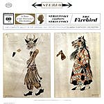 Igor Stravinsky Stravinsky Conducts Stravinsky: L'Oiseau De Feu (The Firebird) (Complete Ballet)