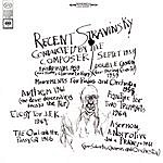 Igor Stravinsky Stravinsky Conducts Stravinsky: Recent Stravinsky Conducted By The Composer