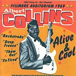 Albert Collins Alive And Cool
