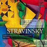 Igor Stravinsky The Rite Of Spring/Perséphone/The Firebird