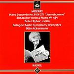 Clara Haskil Piano Concerto No.9, K.271 'Jeunehomme'/Sonata For Violin & Piano No.32, K.454