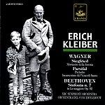 Erich Kleiber Siegfried: Mormorio Della Foresta/Parsifal: Preludio & Incantesimo Del Venerdì Santo/ Symphony No.7 in A Major, Op.92