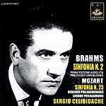 Sergiu Celibidache Symphony No.2 in D Major, Op.73/Symphony No.25 in G Minor, K.183