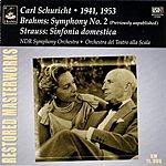 Carl Schuricht Symphony No.2 in D Major, Op.73/Sinfonia Domestica, Op.53