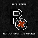 Rx Downtown Instrumentals, 01/31/1998 (2-Track Single)
