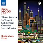 Beata Moon Piano Sonata/In Transit/Submerged