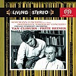 Van Cliburn Piano Concerto in A Minor/Piano Concerto No.5 'Emperor'