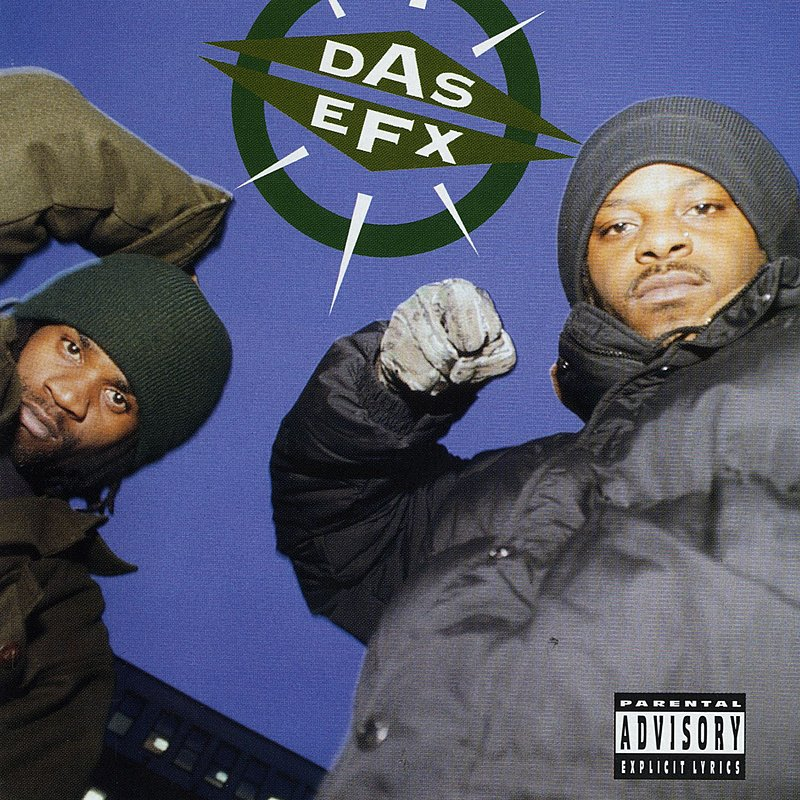 Cover Art: The Very Best Of Das EFX (Parental Advisory)