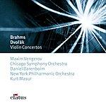 Maxim Vengerov Violin Concerto in D Major, Op.77/Violin Concerto in A Minor, Op.53