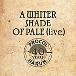 Procol Harum A Whiter Shade Of Pale (Live) (Single)