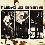 Stereophonics Since I Told You It's Over (3-Track Single)