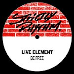 Live Element Be Free (2-Track Single)