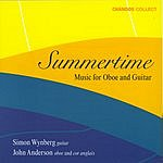 Simon Wynberg Summertime: Music For Oboe And Guitar