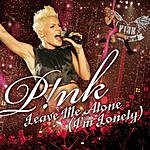 Pink Dear Mr. President/Leave Me Alone (I'm Lonely) (3-Track Maxi-Single) (Parental Advisory)