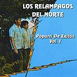 Los Relampagos Del Norte Popurri De Exitos, Vol.1