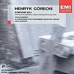 Henryk Górecki Symphony No.3, Op.36 'Sinfonie Der Klagelieder' ('Symphony Of Sorrowful Songs')