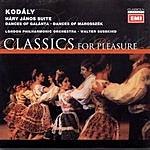 Zoltán Kodály Háry János Suite/Dances Of Galanta/Dances Of Marosszék (Remastered)