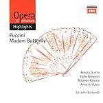 Giacomo Puccini Madama Butterfly (Opera Highlights) (Remastered)
