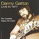 Danny Gatton Live In 1977: The Humbler Stakes His Claim