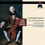 Jaap Schröder Cello Concertos