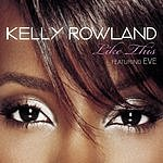 Kelly Rowland Like This (Single)