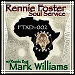 Rennie Foster Soul Service (3-Track Maxi-Single)