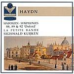 Sigiswald Kuijken Symphonies Nos. 88, 89 & 92 'Oxford'
