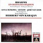 Johannes Brahms Ein Deutsches Requiem (German Requiem) Op.45 (Remastered)