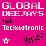 Global Deejays Get Up (8-Track Maxi-Single)