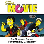 Green Day The Simpsons Theme (Single)