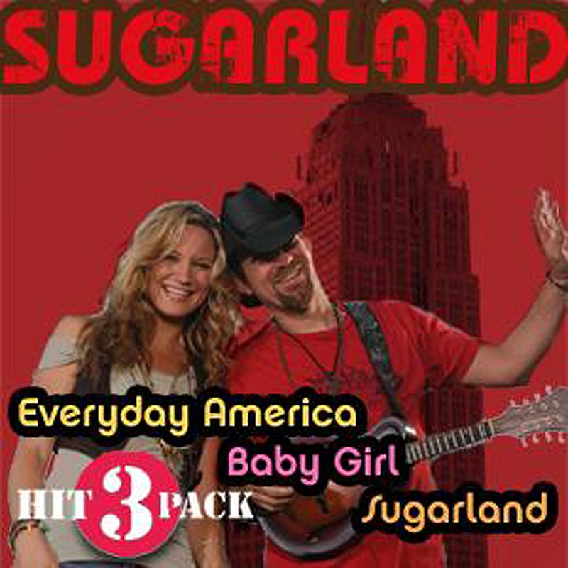 Cover Art: Everyday America Hit Pack (3-Track Maxi-Single)