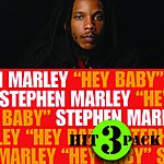 Stephen Marley Hey Baby Hit Pack (3-Track Maxi Single)